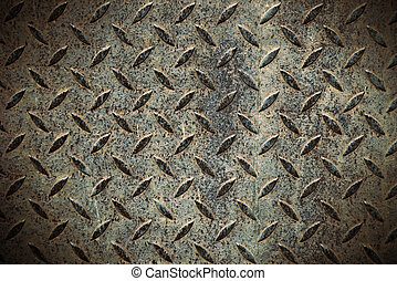 rusty background - rusty texture, special toned and...