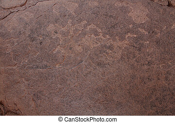 Rusty Brown Stone Texture Background