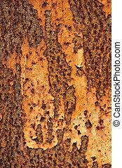 rusty grunge texture background