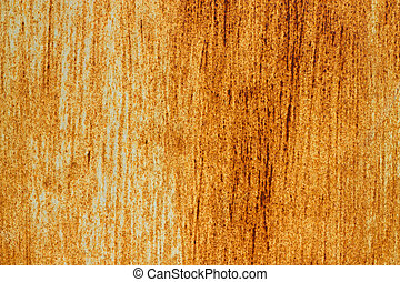 Rusty metal surface close up abstract background.