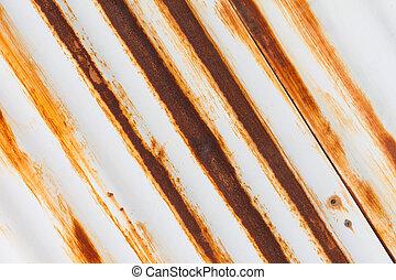 Rusty metal texture, background.