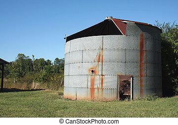 Crop Storage bin