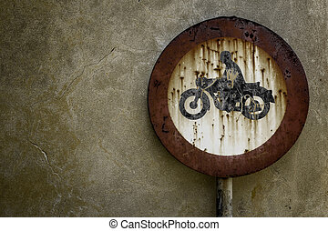 Rusty - Only motorcycle rusty.