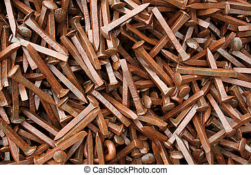 Rusty Spikes