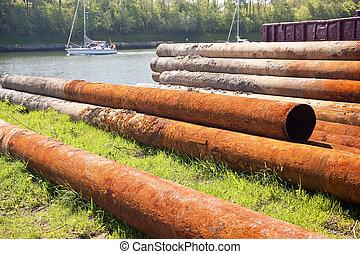 Rusty Steel