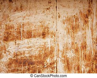 rusty wall nv - rusty metallic wall great as a background