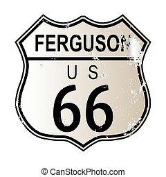 ruta, ferguson, 66
