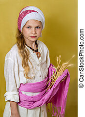 Ruth the Moabitess, Jewish holiday of Shavuot