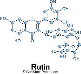 rutin, sophorin, rutoside