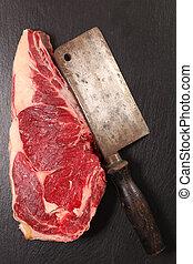 ruw rundvlees