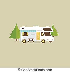 rv, camping