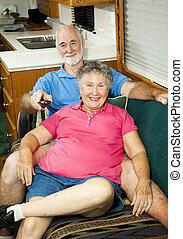RV Seniors - Channel Surfing