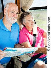 RV Seniors - Eyes on the Road