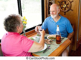 RV Seniors - Romantic Toast
