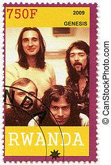 RWANDA - 2009: shows Genesis