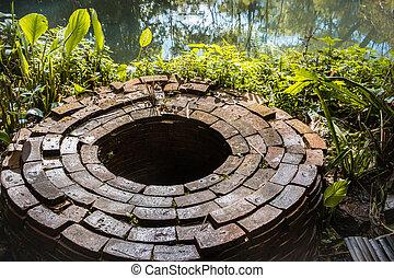 rybník, starobylý