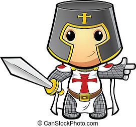 rycerz, spoinowanie, dzierżawa, miecz