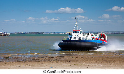 Ryde Hovercraft Isle Of Wight