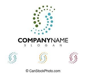 rygg, mall, logo
