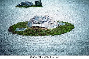 Ryoanji Zen Rock Garden