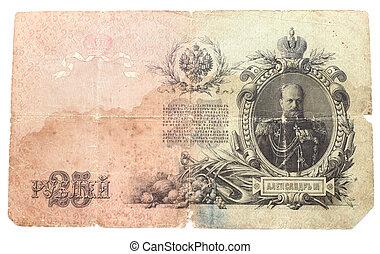 ryska rublar