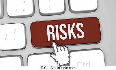 ryzyko biorące, kierownictwo, pojęcia