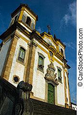 São Francisco de Assis Historical Church