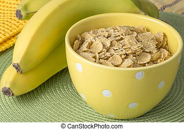 sädesslag, och, banan