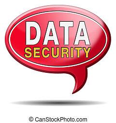 säkerhet, data