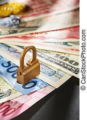 säkerhet, global, investering