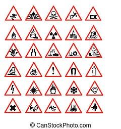 säkerhet, undertecknar