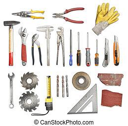 sätt av verktyg