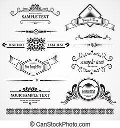 sätta, elementara, design