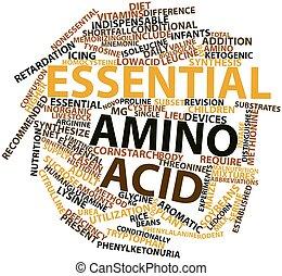 säure, wesentlich, amino