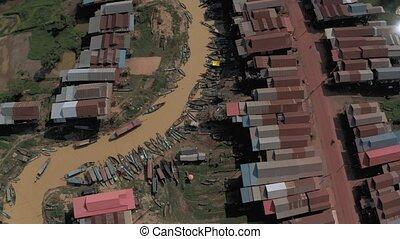 sève, vol, 4k, coup, village, phluk, cambodge, pean, tonle, ...