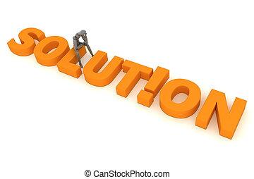séance, attention!, solution!