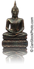 séance, buddha.