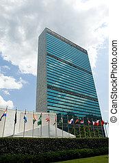 séance, nations unies