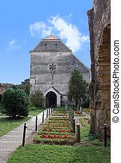 séculier, carta, église