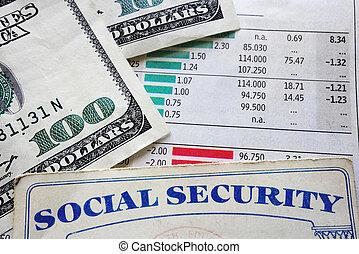 sécurité, diagrammes, social