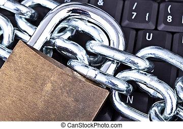sécurité informatique, concept