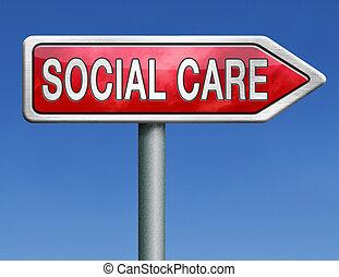 sécurité, social