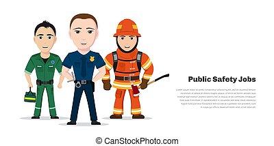 sécurité, travaux, public