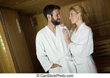 homme demi nu femme rel che sauna femme concept image recherchez photos clipart. Black Bedroom Furniture Sets. Home Design Ideas