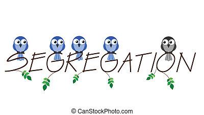 ségrégation