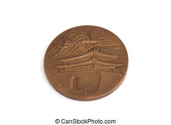 séoul, 1988, jeux olympiques, participation, medal., kouvola, finlande, 21.07.2015.