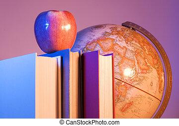 série, educação