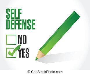 sí mismo, ilustración, marca, defensa, diseño, cheque