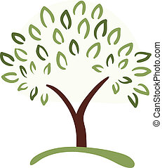 símbolo, árvore