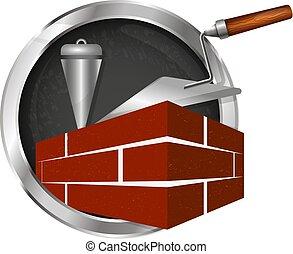 símbolo, construção